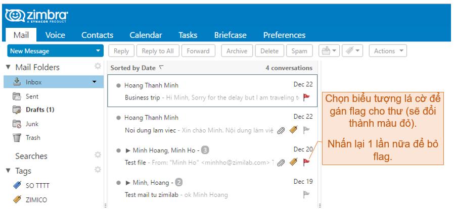 Zmail - Flag
